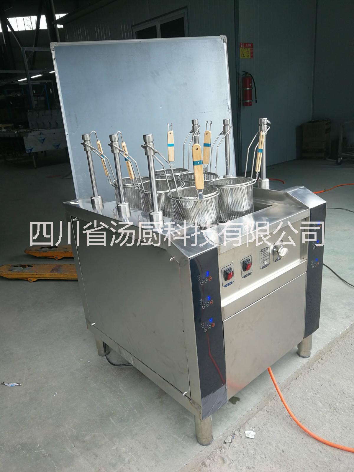 汤厨智能灶-可定制各种煮面炉汤炉大品牌质量保证