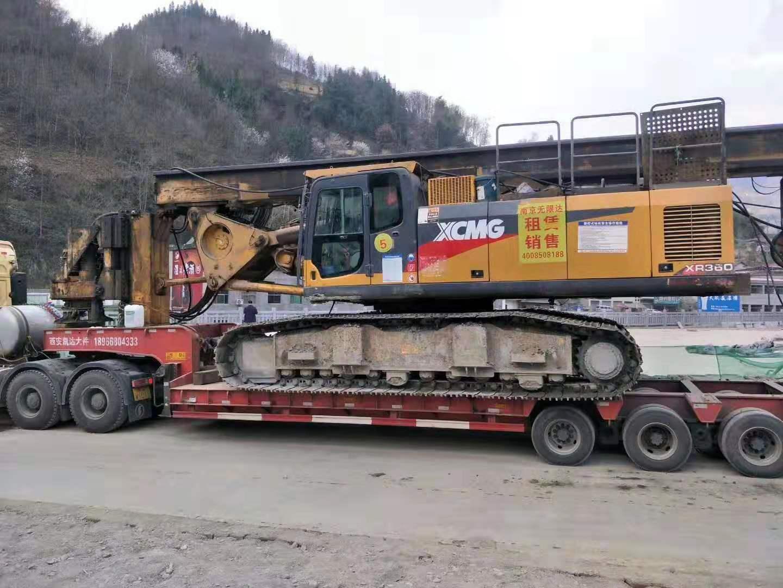 求租220旋挖钻机,解决旋挖噪音故障的方法