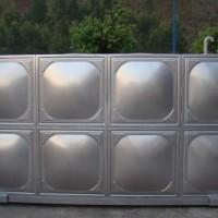 湖南长沙大川不锈钢水箱厂供应不锈钢方形水箱