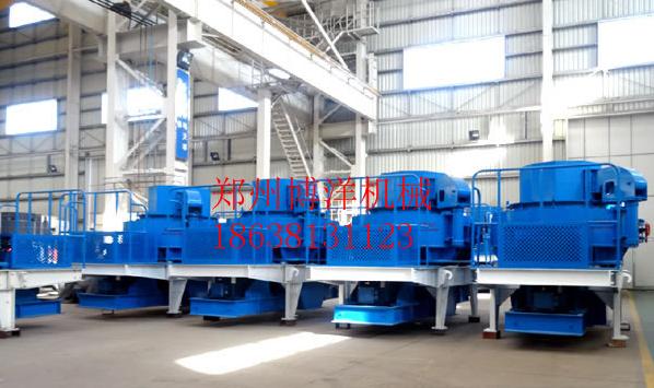 新型制砂机/郑州博洋厂家专业生产矿山破碎设备机械