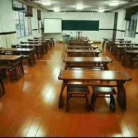 国民书法桌学校培训桌