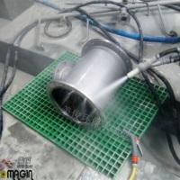 开放式水喷砂机表面喷砂处理设备