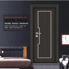启顺 实木门 卧室门 纯实木水曲柳 房间门宾馆酒店工程 室内门定做