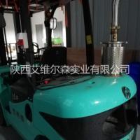 叉车尾气净化装置  黑烟捕集器