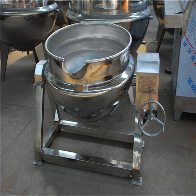 可倾式电夹层锅   肉制品蒸煮锅