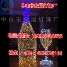 户外圣诞灯 图案灯 灯杆造型灯 户外景观灯 Led圣诞灯  led天使造型灯