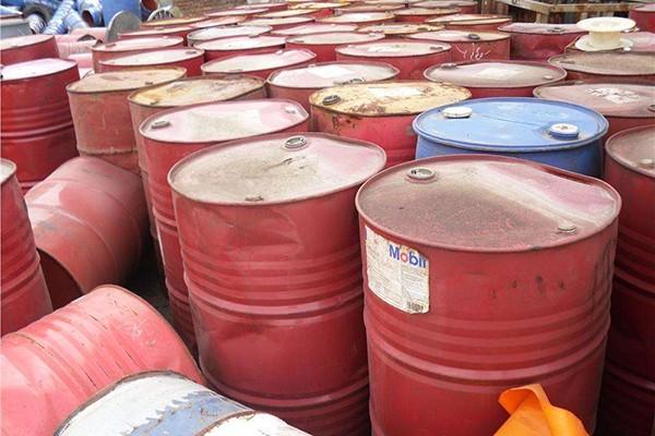 铁桶回收油桶回收化工桶回收