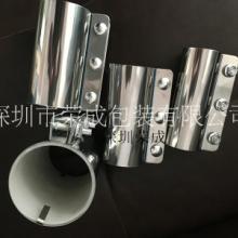 供料系统连接器 不锈钢硅胶紧固件 不锈钢硅胶管夹