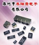 RJ45带变压器图片