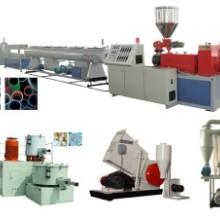 PVC管材生产线|PVC塑料管材生产线|PVC管材线|PVC型材生产线