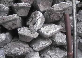 锌合金回收图片