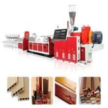 PVC木塑门板生产线设备报价