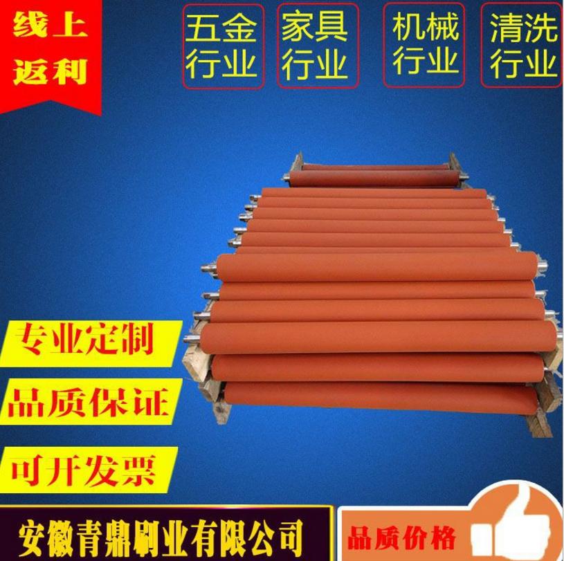 加工定制橡胶辊 各种耐磨胶辊丁 腈橡胶辊 直销工业聚氨酯胶辊