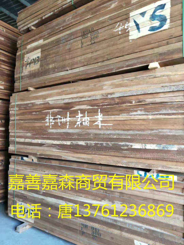 非洲柚木 厂家直销 稳定性好。木材的强度和各项力学指标较高 表面加工、油漆、胶黏、车旋等性能良好 非洲柚木板材