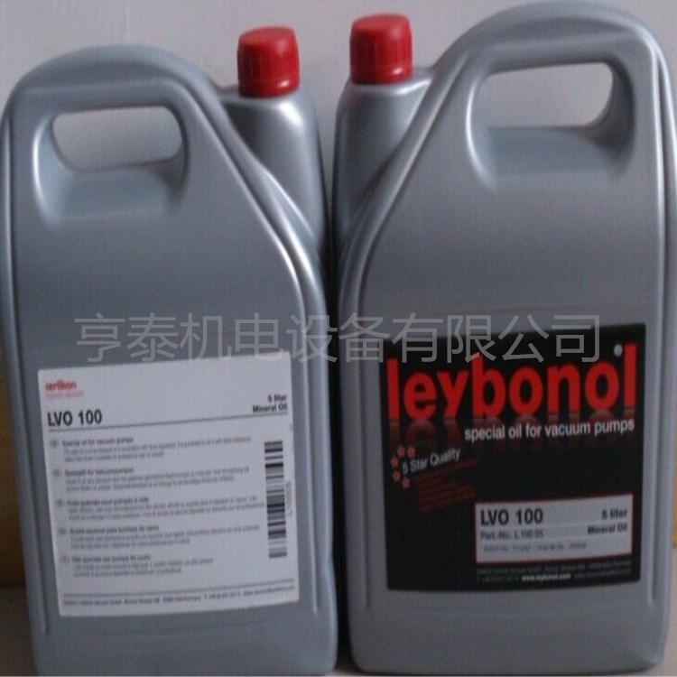 德国莱宝真空泵润滑油 耐高温桶装真空泵油LVO100 5L 莱宝真空泵油LVO100 5L