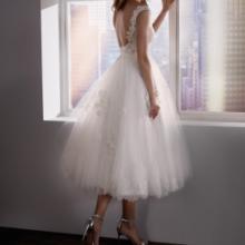 西班牙婚纱礼服设计目录_定制品牌画册大全_Valerio Luna 2018