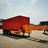 铁水联运集装箱自卸车