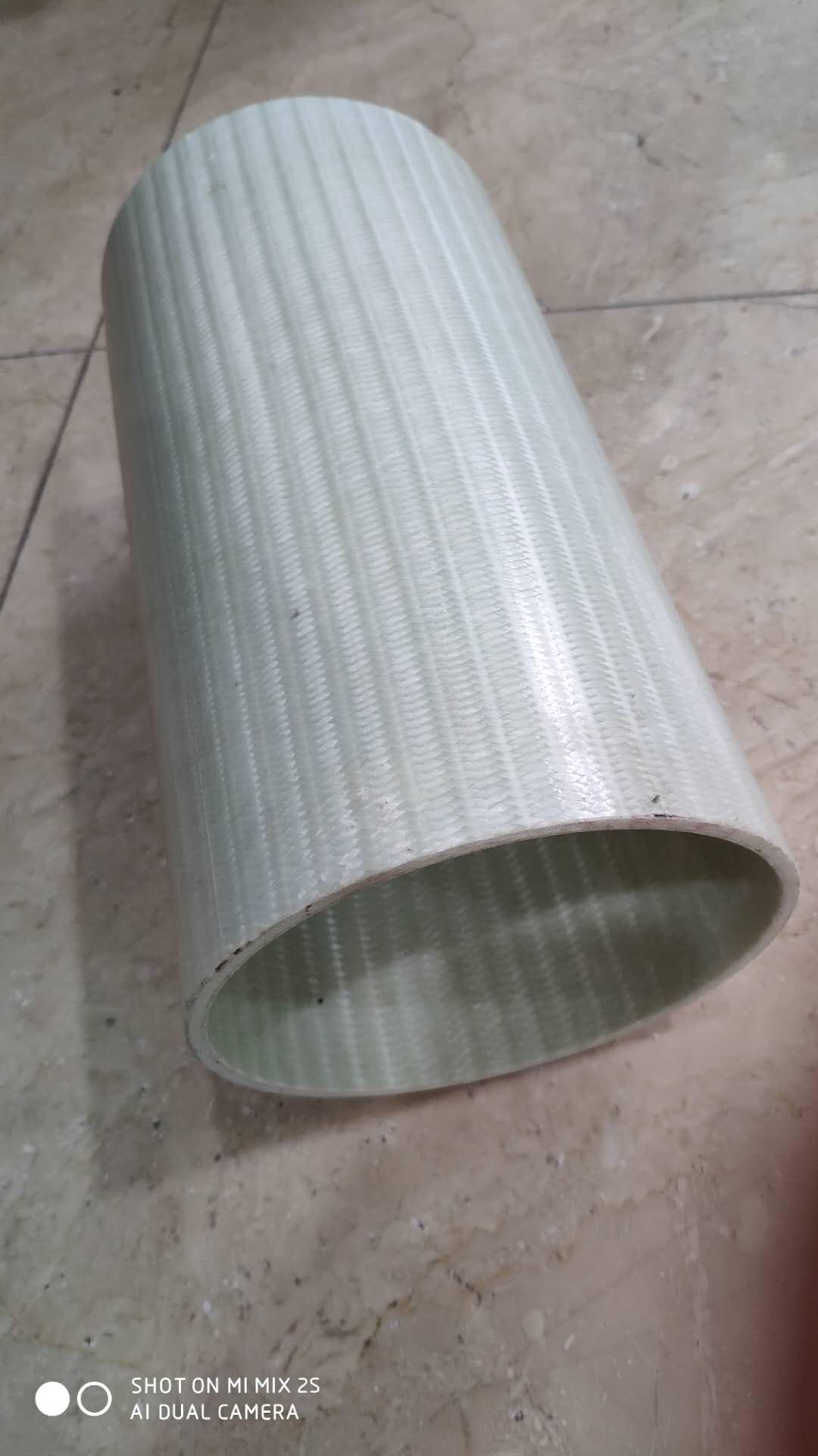 河北轩驰品牌200*4 玻璃钢拉挤缠绕管厂家