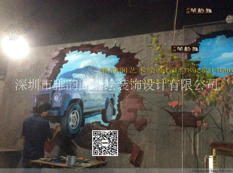 农村文化墙手绘墙壁画墙画墙体彩绘装饰工程,餐厅酒店商城学校儿园墙绘彩绘壁画