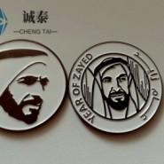 跨境磁铁扣徽章图片