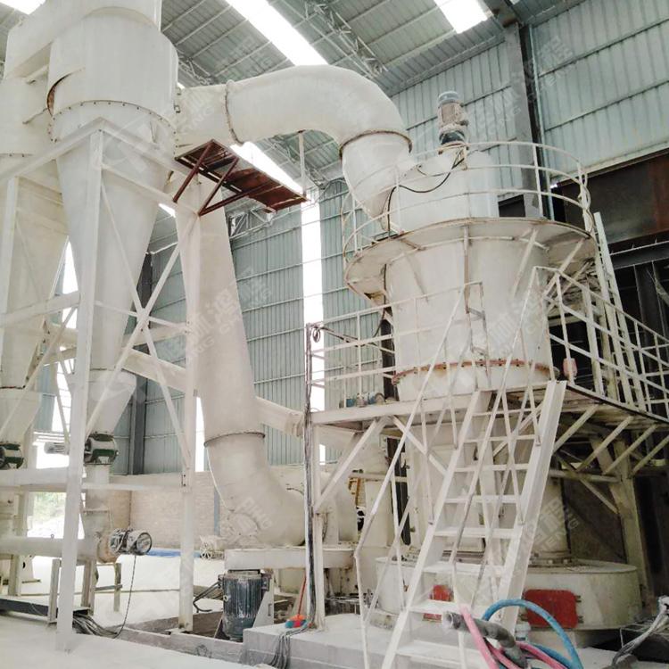 水渣粉磨机 高炉矿渣纵摆式磨粉机 水泥原料雷蒙磨