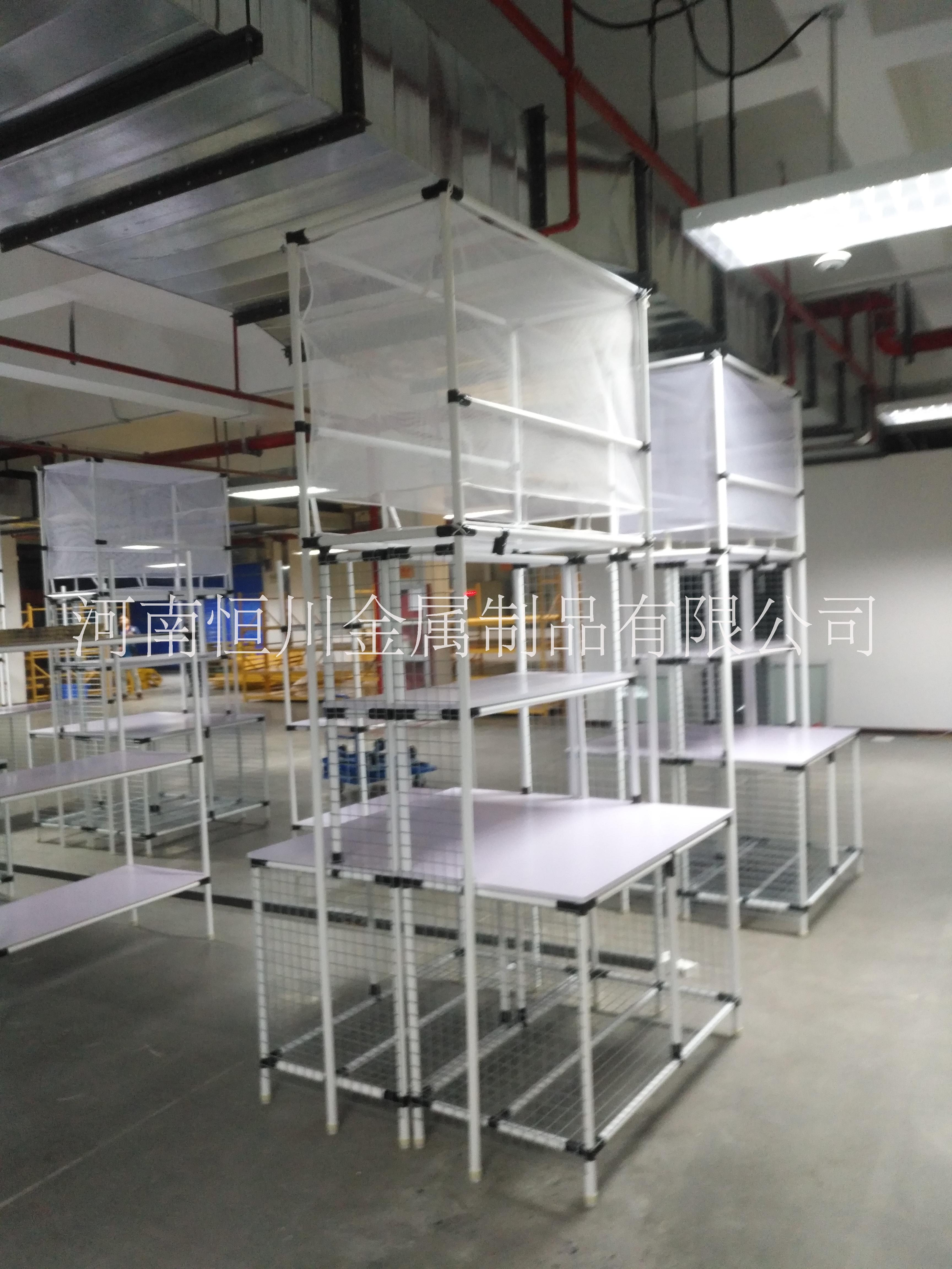 河南郑州线棒打包台分拣货线棒台