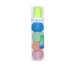 一件代发 纳米清洁球植萃纤维钢丝球刷锅神器厨房义乌日用百货 纳米植萃纤维清洁球批发