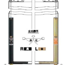 日本NEWSTAR中心吊門軸HC-26T自動關門合頁鉸鏈圖片