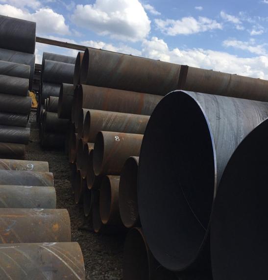 厂家现货大旋钢管管 Q235管道用普通国标螺旋 规格齐全