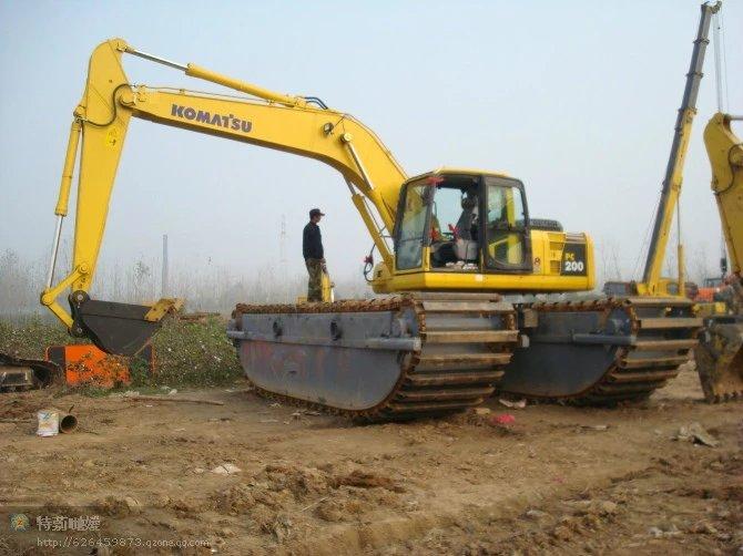 小型履带挖掘机租借  水陆挖掘机改装  市政工程挖掘机 小型履带挖掘机