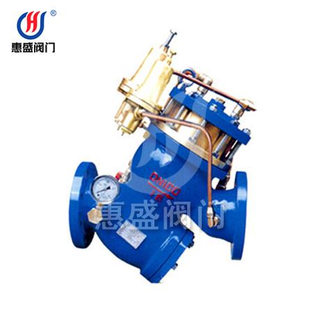 贵州生产厂家,YQ980010-LS20010型过滤活塞式预防水击泄放阀报价价格