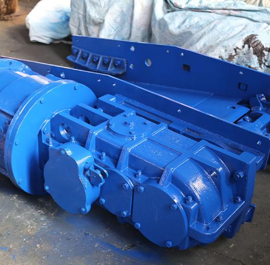 产地货源刮板输送机 多规格刮板机 可定做加工 SGB620-40T刮板机