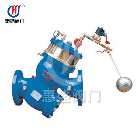 上海生产厂家,  厂家直销 YQ98005型过滤活塞式电动浮球阀 报价价格,厂家直销 YQ98002