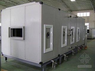 环保中央空调机组厂家生产 ZK系列立式空调机组