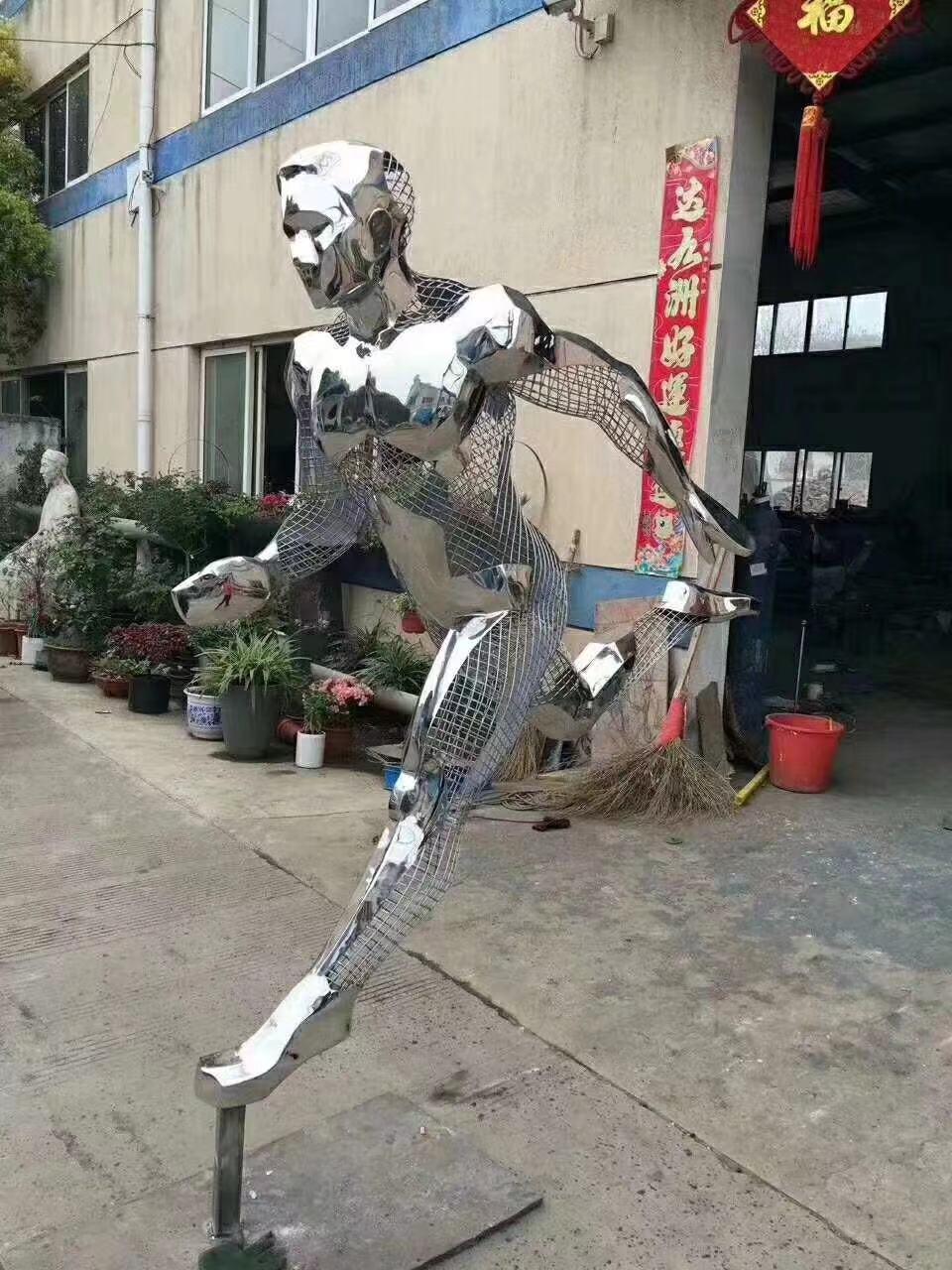山东运动人物雕塑定做费用  运动人物雕塑厂家直销批发报价电话