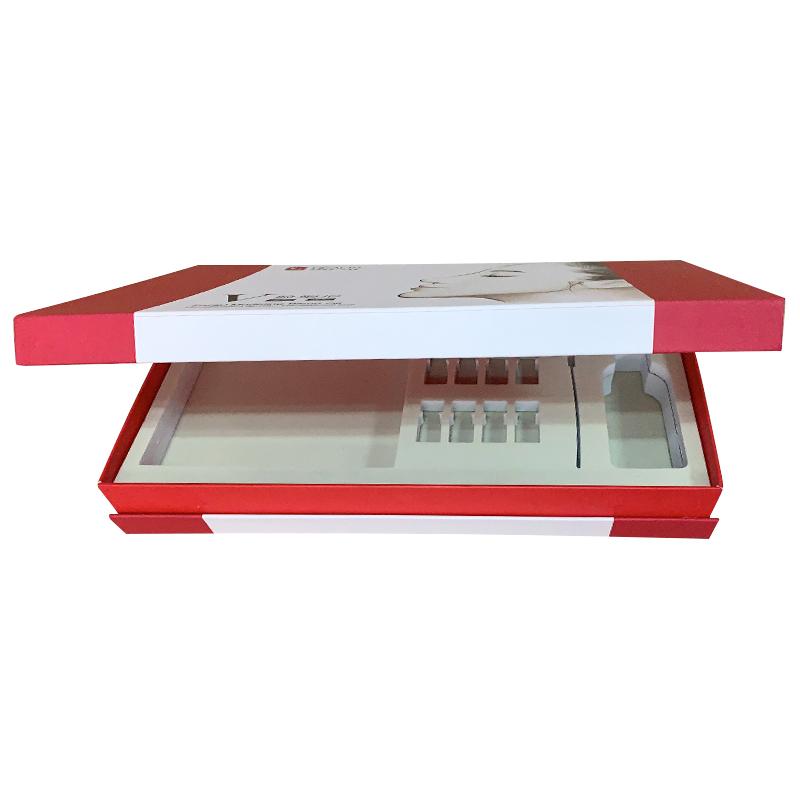 精装盒 加厚特硬礼品化妆盒