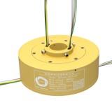 【机器人滑环】自动化设备机械手臂工业机器人专用导电滑环生产厂家