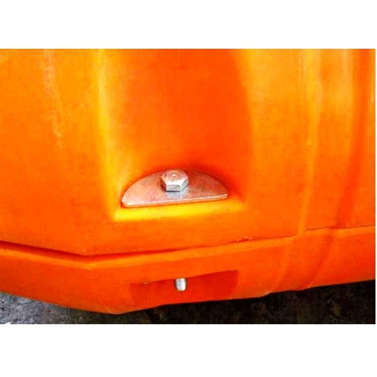 浮筒 组合塑料浮筒  组合塑料浮筒 塑料浮体_拦污浮筒_厂家直销批发_宁波柏泰欢迎咨询
