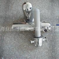 厂家直销包邮 不锈钢蒸汽过滤器 高温气体过滤器 钛棒过滤器