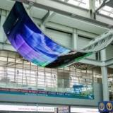 OLED柔性显示屏可定制结构高端视觉体验