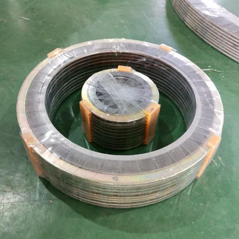 阀门外环金属缠绕垫厂家 内环金属缠绕垫报价