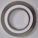 换热器用带筋金属缠绕垫片厂家加工 304金属缠绕垫片