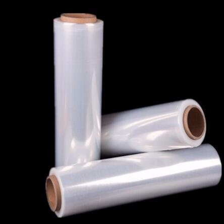 拉伸缠绕膜厂家 大量批发白色塑料薄膜