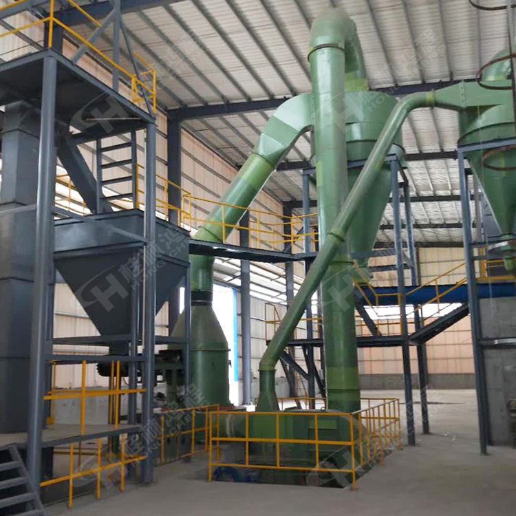 熟高铝粉雷蒙磨5R铝矾土磨粉机