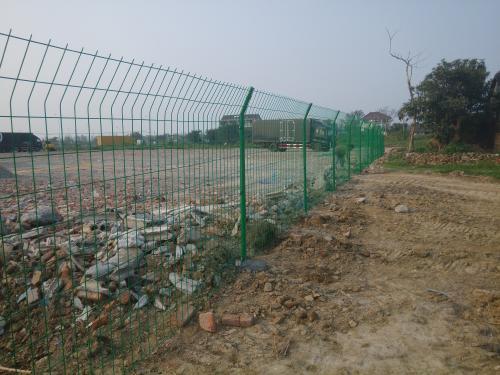 鱼塘围栏网 水源地隔离网 防爬网