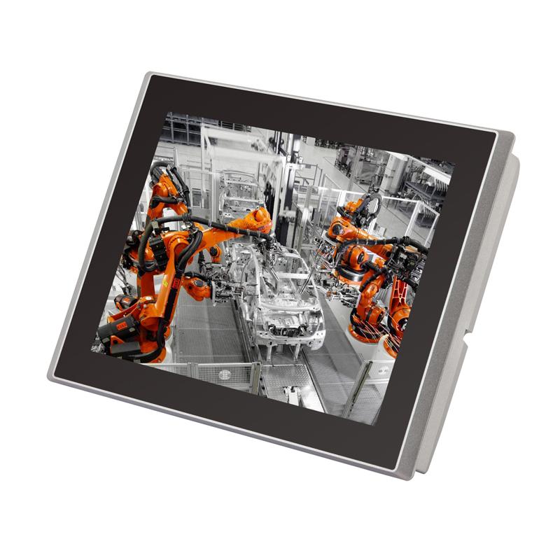 15寸全系列工业触控平板电脑  ZS1501T 无风扇板载CPU板载4G/8G