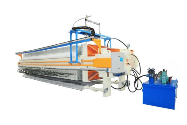 新乡市自动翻板可冲洗压滤机厂家 可冲洗压滤机价格 压滤机定制厂家