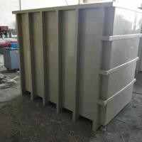 金华PP塑料水槽厂家直销  定制耐酸碱腐蚀pp塑料箱