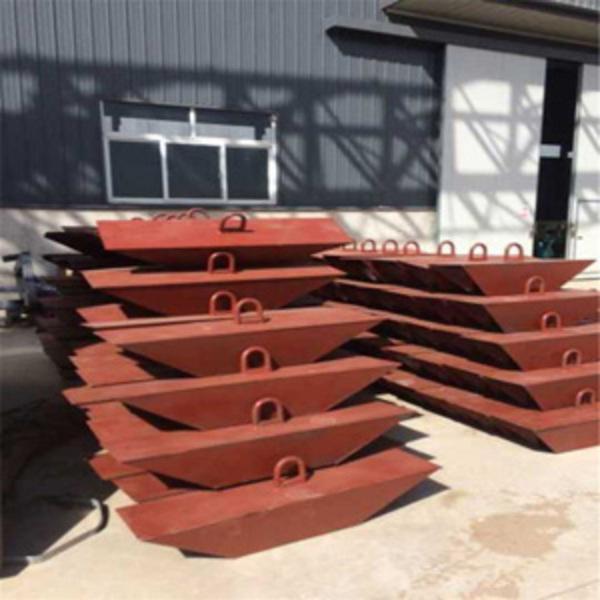 5吨埋入式船型地锚3T 8T船型地锚埋入式地锚船行地锚地钩钻可定做