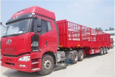 上海到乌鲁木齐货物运输 整车零担 整车运输